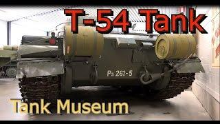 Tank T-54  Ps 261