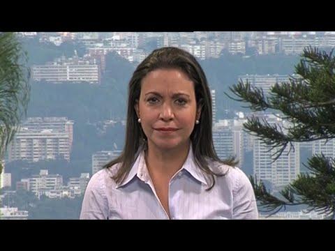 'Maduro's regime is a criminal dictatorship'