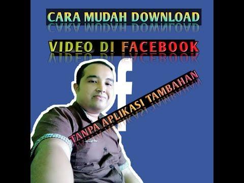 Cara Download Video Dari Facebook Lite