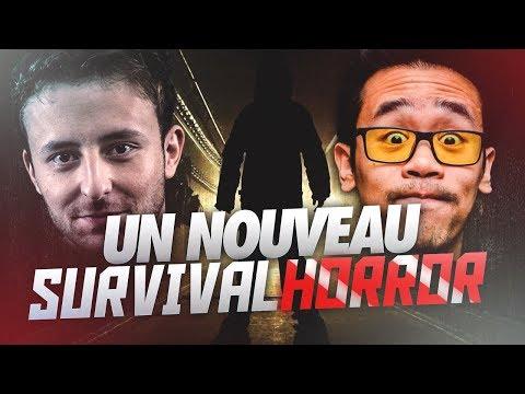 UN NOUVEAU SURVIVAL HORROR ! THE BUNKER [#1] (avec Melon LRB & Amaury)