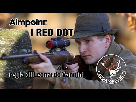 Test Ottiche da caccia: I Red Dot Aimpoint