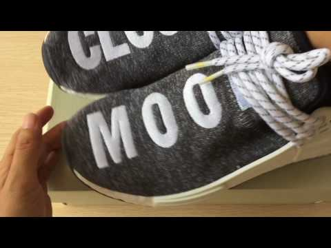 dd49b8592 Adidas X Pharrell Williams NMD Human Race