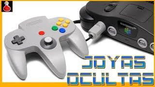 Las joyas ocultas de...Nintendo 64 - Juegos poco conocidos de la N64