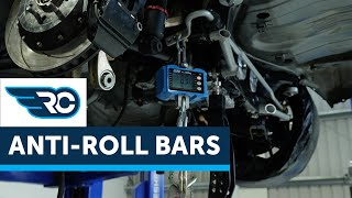 Anti-roll Bar Rating How-to   Chassis Tuning [#TECHTALK]
