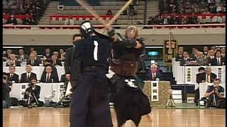 50th All Japan Kendo Championships 2002 (Highlights)