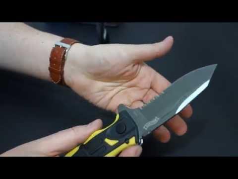 Umarex Walther Pro Rescue Tool   Sandvik 12C27 Stahl   EDC Gear Werkzeug Multitool