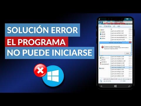 SOLUCIÓN al ERROR Falta api-ms-win-crt-runtime-l1-1-0.dll - El Programa no Puede Iniciarse