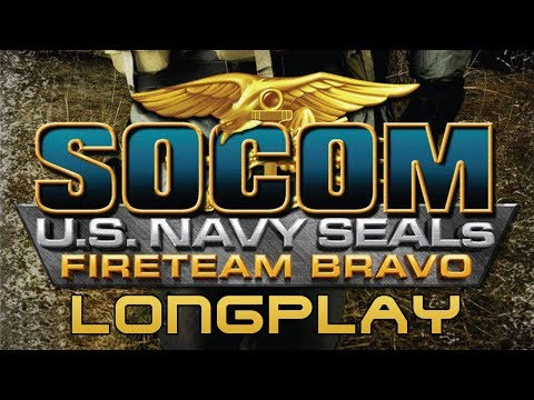 PSP Longplay [002] SOCOM: U.S. Navy SEALs Fireteam Bravo - Full Walkthrough | No Commentary