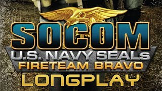 PSP Longplay [002] SOCOM: U.S. Navy SEALs Fireteam Bravo - Full Walkthrough | No commentary