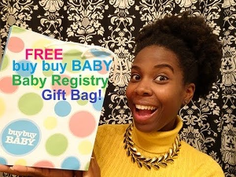 FREE Buy Buy Baby - Baby Registry Gift Bag | The4cProject ...