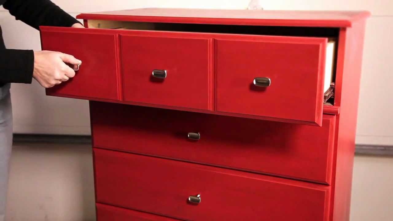 rust oleum furniture transformations youtube