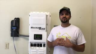 4kw Off Grid System in Raleigh, NC