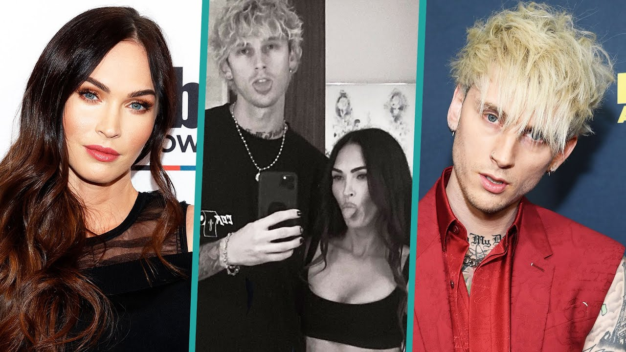Megan Fox And Machine Gun Kelly Are Instagram Official Now