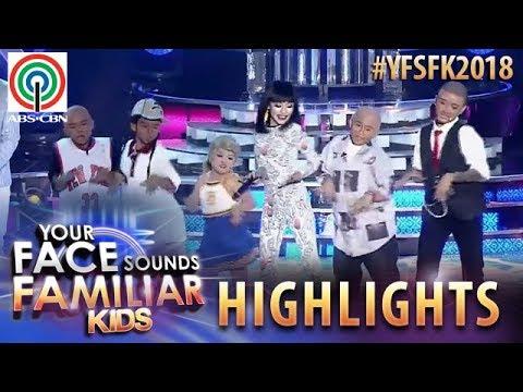 "YFSF Kids 2018 Highlights: YFSF Kid Performers take on the ""Bboom Bboom"" dance challenge"