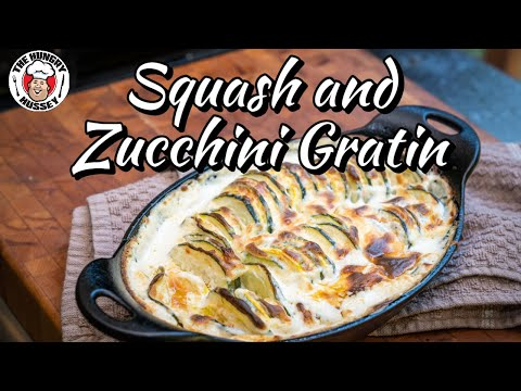 Best Squash and Zucchini Dish Ever!   Low Carb Recipe