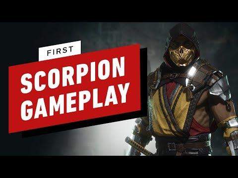 Mortal Kombat 11 Gameplay Breakdown with Ed Boon