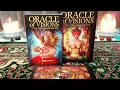 My latest deck ORACLE OF VISIONS BY Ciro Marchetti - short review!