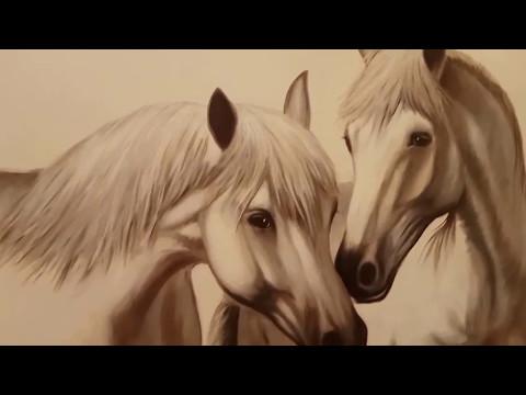 Kharkiv.Exhibition of paintings of Studio.Выставка художественных  картин студии Art Devie.