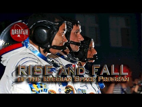 NASAFLIX - RISE and FALL of the RUSSIAN SPACE PROGRAM - MOVIE