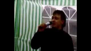 Белые розы  в исполнении Олега г.Люберцы 15.04.2010г.