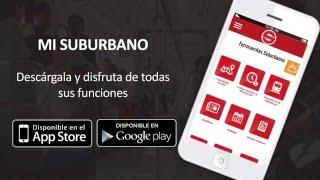 App Mi Suburbano - Diseño Sonoro y Música Original