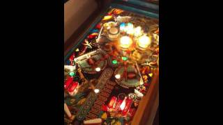Amazon Hunt pinball