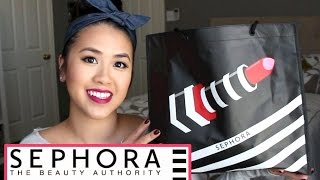 HAUL: Sephora 20% VIB Sale + MORE Thumbnail