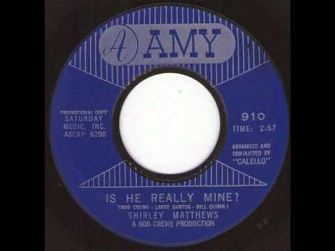 Shirley Matthews - Is he really mine