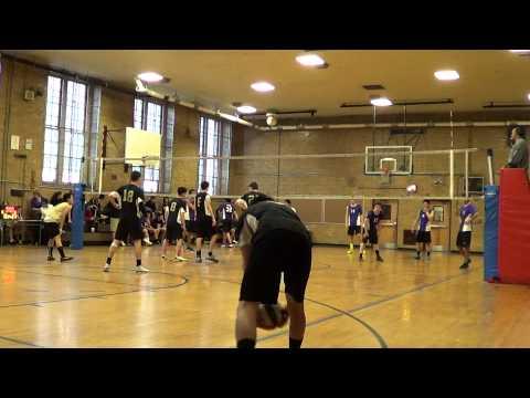 HCHS Volleyball: vs McKee/Staten Island Tech