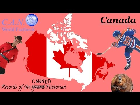 C.A.N. World Factbook: Canada