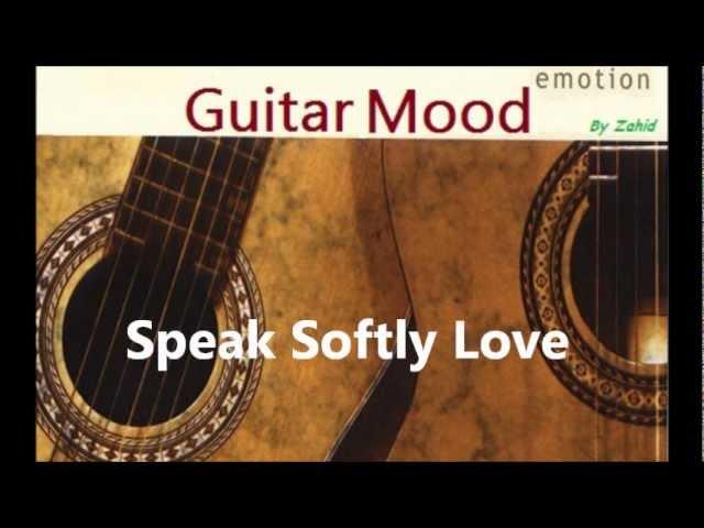 Guitar Mood - Speak Softly Love Chords - Chordify