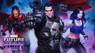 Update 3.7 - Sneak Peek #6 ? | Opening 2018 Celebration Chest | Marvel Future Fight
