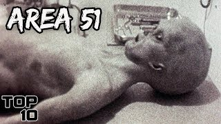 Top 10 Scary Area 51 Theories That Might Be True - Part 2