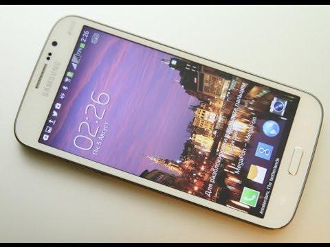 Обзор Samsung Galaxy Mega 5.8