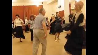 Рок н  ролл   в Гостиной Онежского ДК... Танец на все времена!