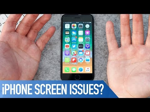 5 Tips to fix an unresponsive iPhone screen