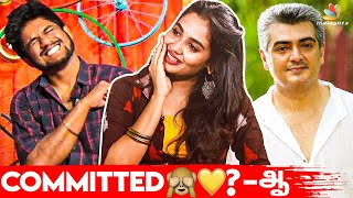 Anchor -ஐ பங்கமாய் கலாய்த்த Teju Ashwini | Thala Ajith, Kalyana Samayal Sadham | Black Sheep