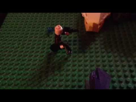 Ship Wreck Cove | LegoWar part 1