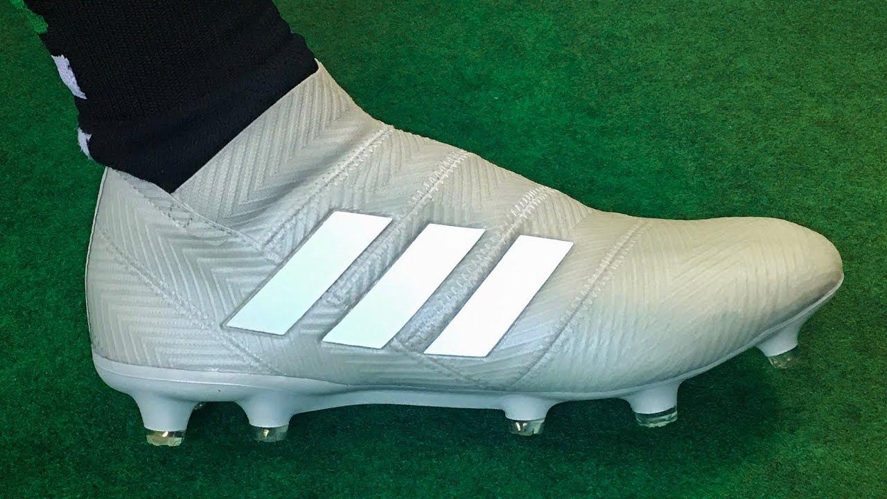 quality design 2c99a 0b612 Adidas Nemeziz 18+ (Spectral Mode Pack) - Unboxing, Review  On Feet