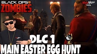 """STEP 8 -  """"DEAD OF THE NIGHT"""" MAIN EASTER EGG HUNT pt.2   Call Of Duty: Black Ops 4 ZOMBIES"""