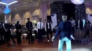 CTPA Black & White Affair 2014   DANCE CYPHER   Zillas Dance Crew