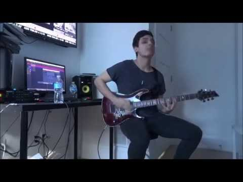 Avenged Sevenfold   The Stage   GUITAR COVER FULL (NEW SONG 2016) HD