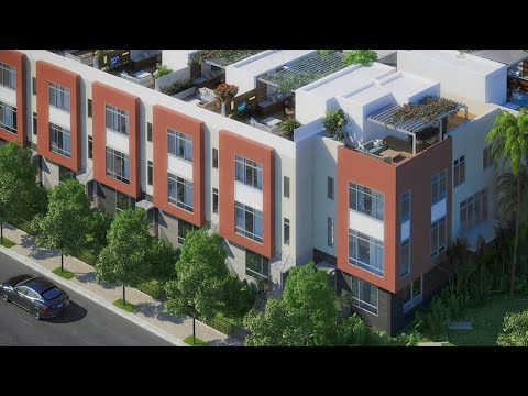 The Townhomes at The Collection - Kakaako, Honolulu