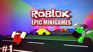 Roblox-lets spielen Epische Minispiele