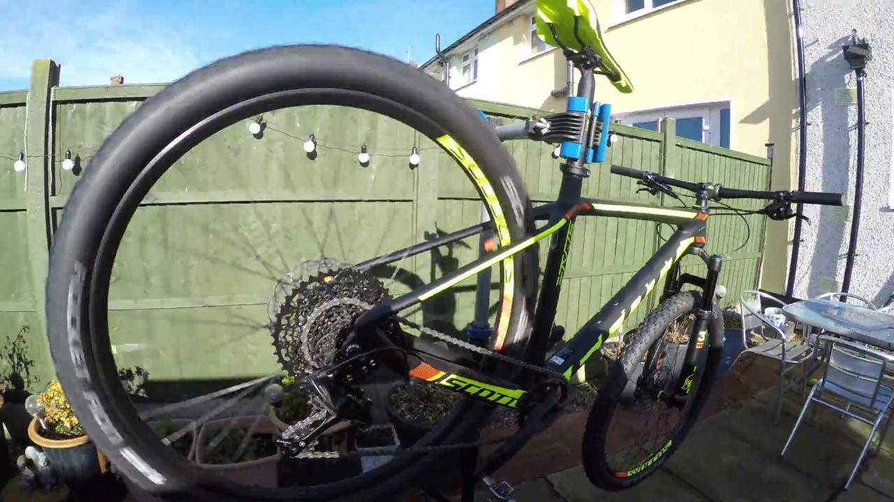 Scott Scale 730 27 5 2017 Mtb Bike In 4k Ultrahd Youtube