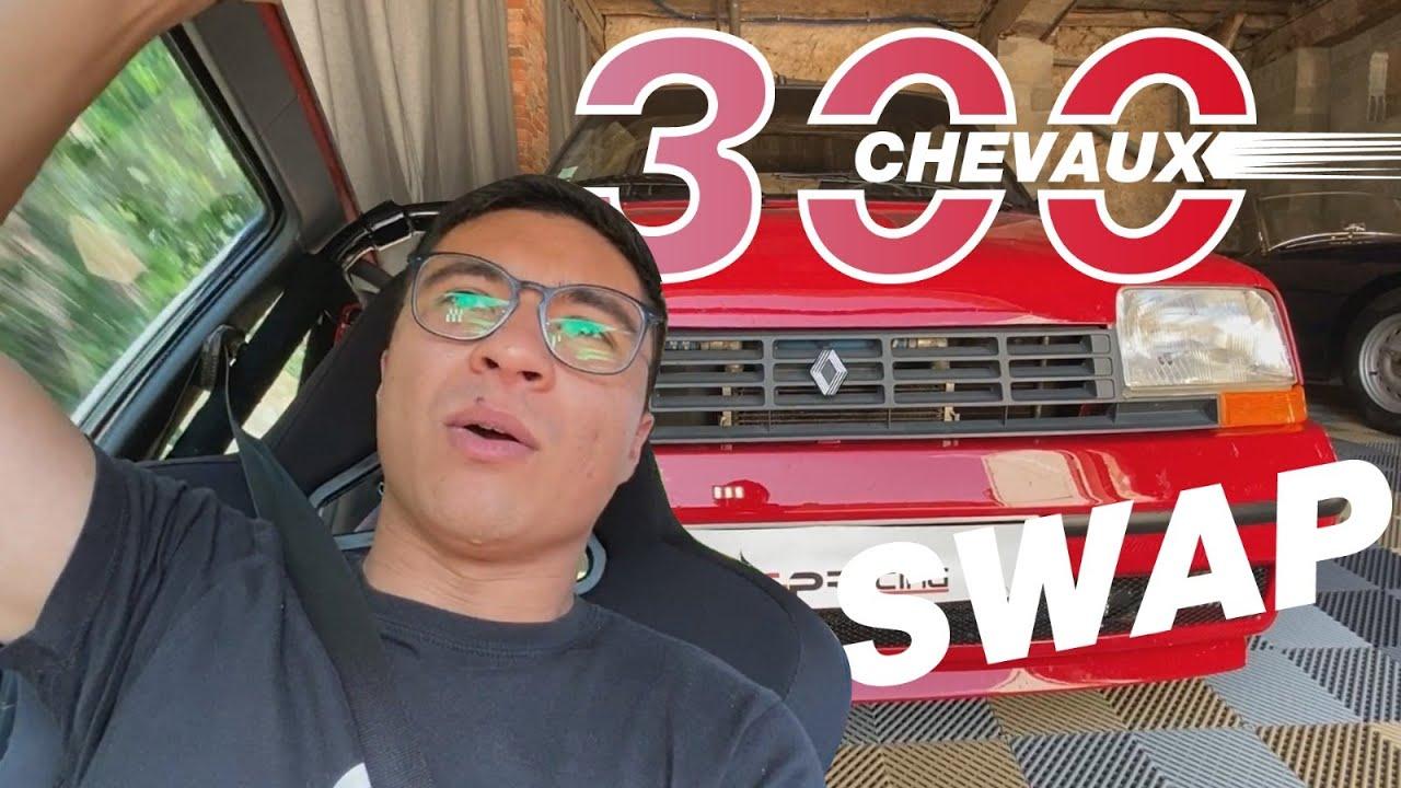 Super 5 Turbo GT Swap ! Elle bat une S3/Golf R !