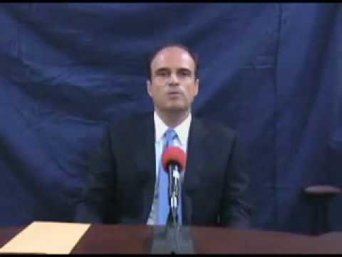 Rodrigo Rosenberg Asesinado , Video 1 del porque lo Mataron English