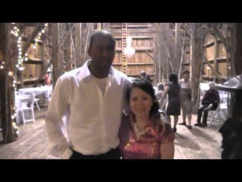 Wedding DJs PA Kurt & Carolina`s Testimony At Friedman Farms Dallas, PA