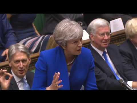 Prime Minister's Questions: 19 July 2017
