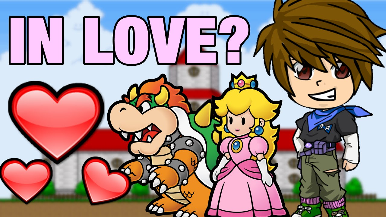 Download Bowser and Peach??: A Tragic Love Theory - ConnerTheWaffle